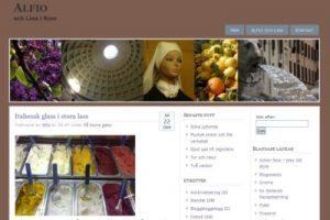 Alfio - Blog från Rom av Lina Dahlgren